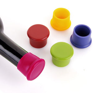 Silicon Wine Stoppers