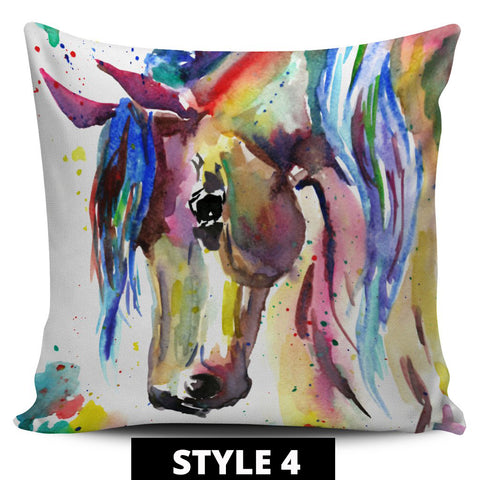 Image of Horse Art II Pillow Covers