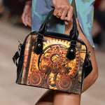 Sun Clock Steampunk Handbag