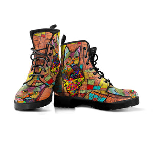 Surreal Cat Boots - Hello Moa