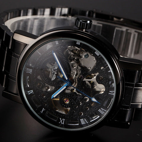 Image of Skeleton Steampunk Watch