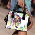 Watercolor Horse Handbag - Hello Moa