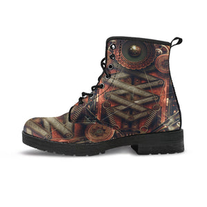 Steampunk X Boots (Men's) - Hello Moa