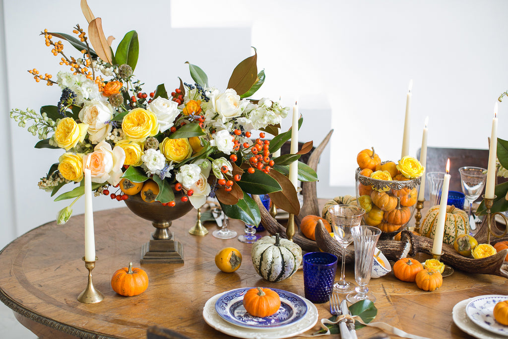 How to Choose the Best Thanksgiving Flowers