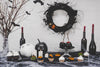 Creepy But Classy Ideas For DIY Halloween Wreaths