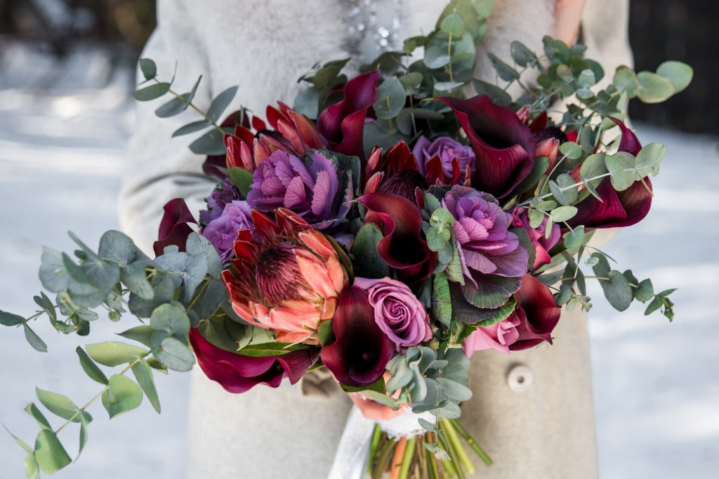The Most Beautiful Types of Burgundy Flowers