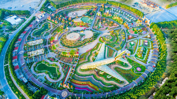 Where Is the Biggest Flower Garden in the World ... - photo#13