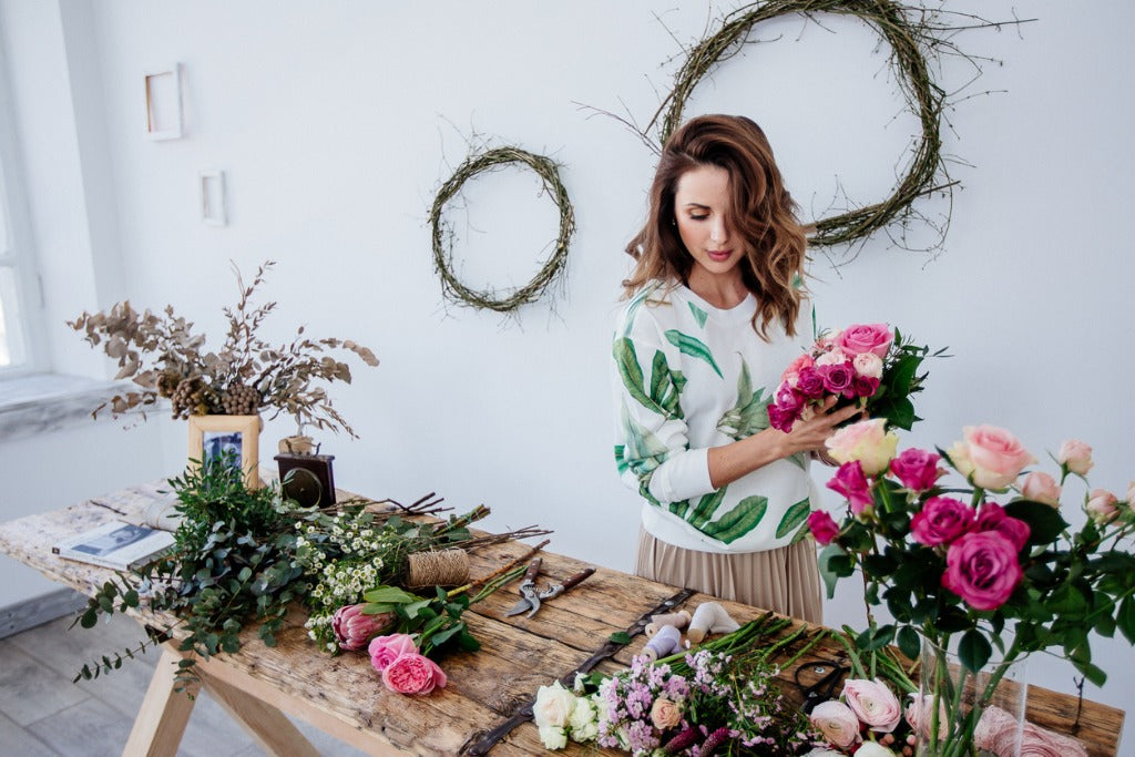 flower-arrangement-therapy