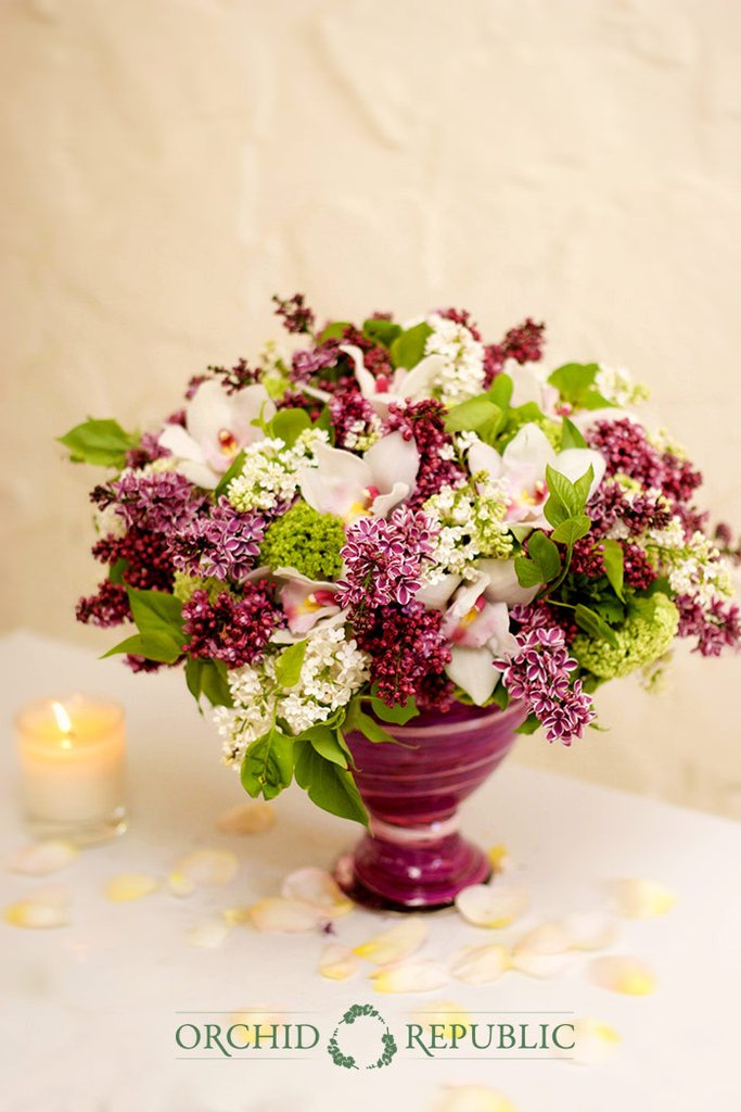 marry me, marsala flower arrangements