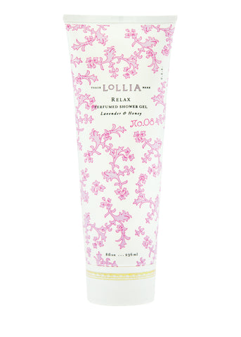 Lollia - Relax Perfumed Shower Gel