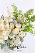 Mother's White Roses