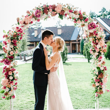 Wedding Arch Flowers