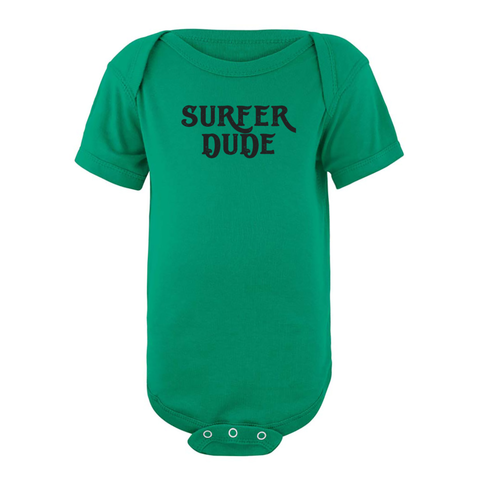 Paddle Board Newport Beach SURFER DUDE Infant One Piece