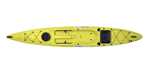 Malibu Express Kayak Camo Black and Blue