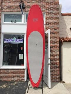 11' J-Bay Paddle Board - Red
