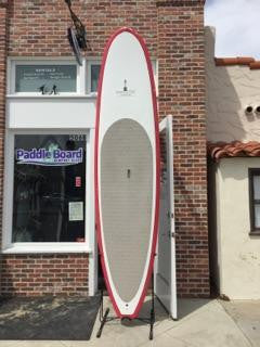11' Manatoc  Paddle Board - Red and White