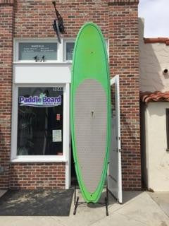 11' J-Bay Paddle Board - Green