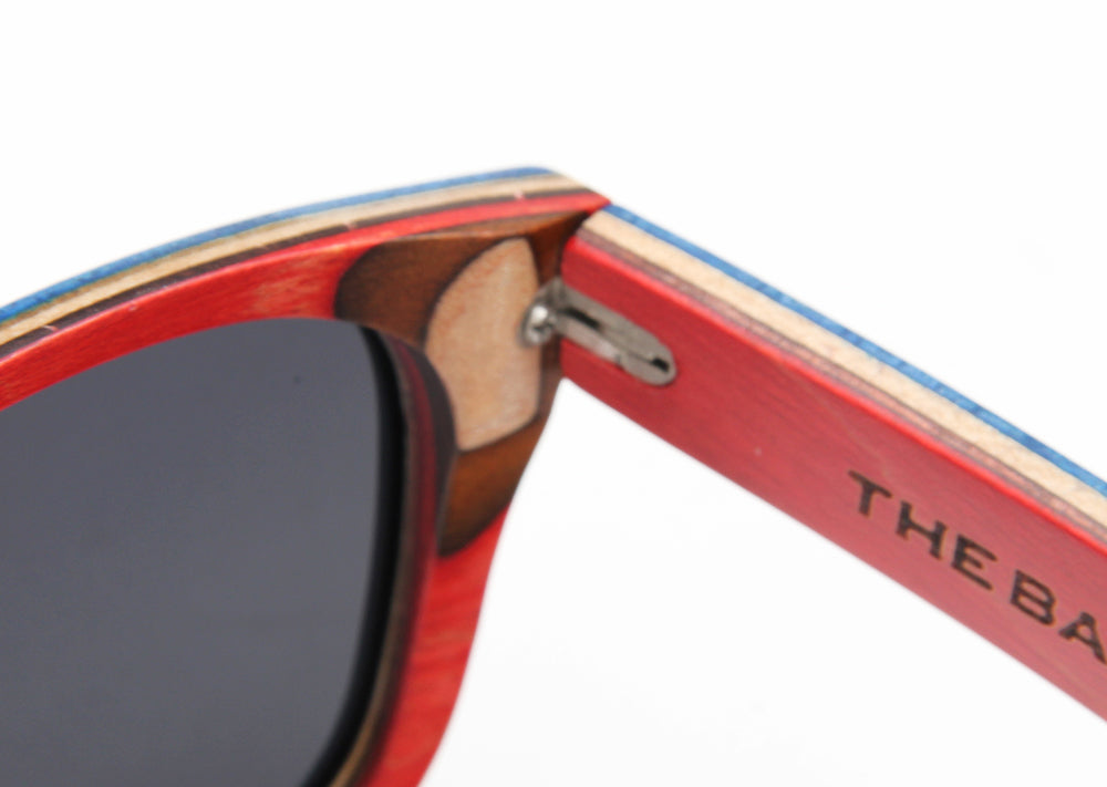 Sunglasses - The Balboa Ocean Blue