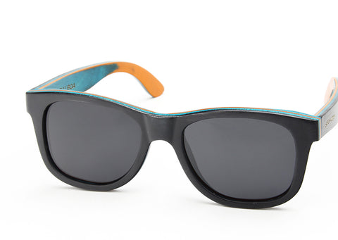 Sunglasses - The Balboa Gnarly Black