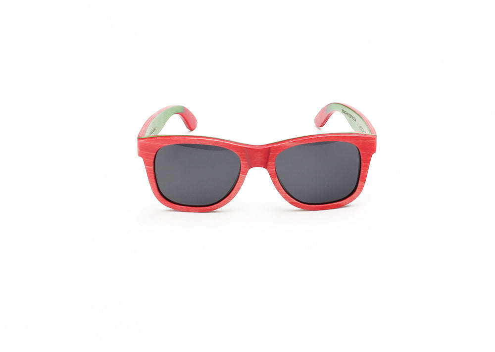 Sunglasses - The Balboa Radical Red