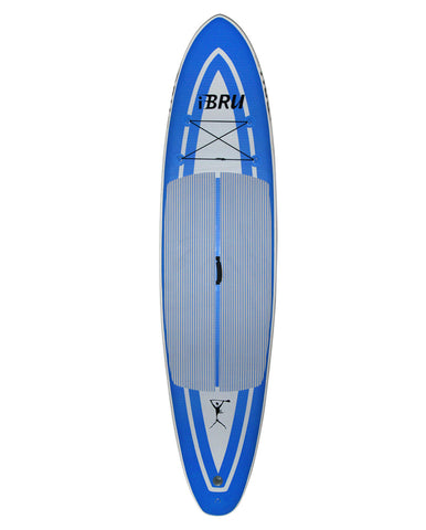 "10'8"" BruSurf Inflatable SUP - Blue"