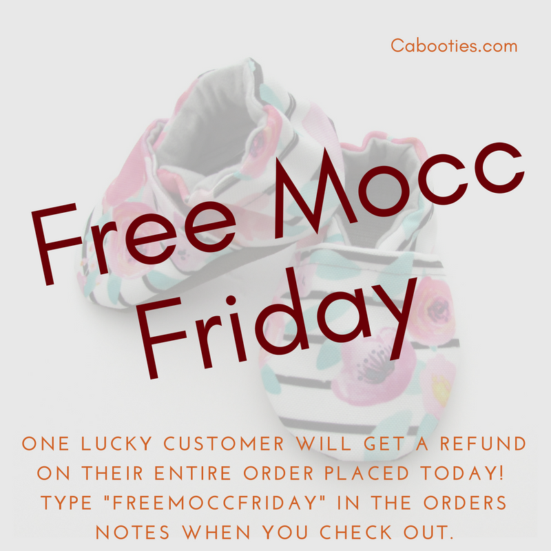 Free Mocc Friday