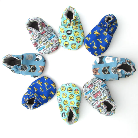 Custom Cabooties Baby Shoes, Boots, Slippers, and Swim Shoes