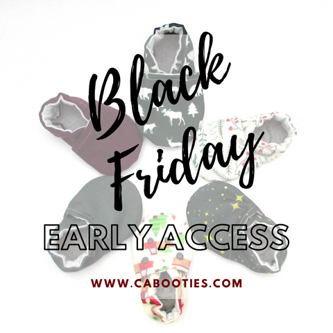 Cabooties Black Friday Early Access