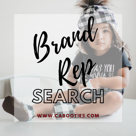 cabooties brand rep search