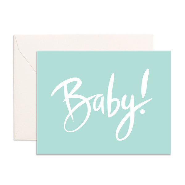 Baby! Card - Cabooties