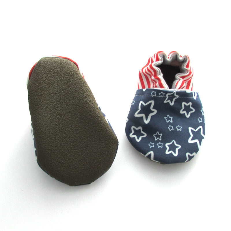 Stars and Stripes Cabooties and Universal Clip Gift Set