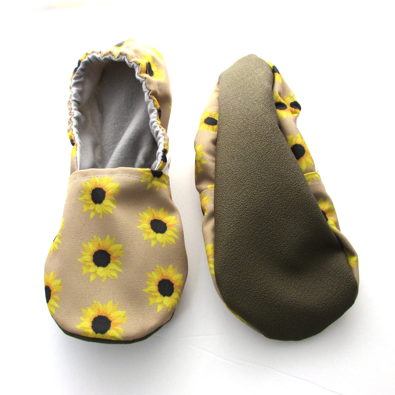 Sunflowers Women's Slippers