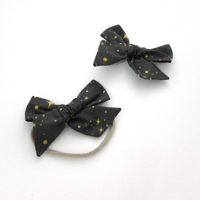 Sparkle Hair Bow