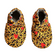 Cheetah Hearts Baby Shoes