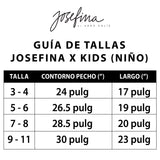 3 Pack x kids (Niño)