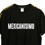 Camiseta Mexicanisimo bordada