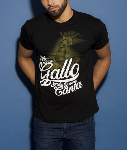 Playera Gallo New Edition