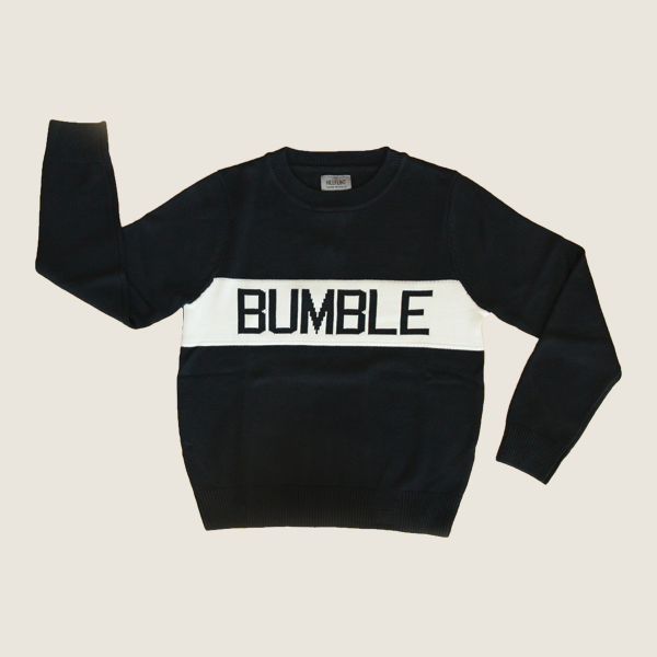 Bumble Sweater, Black