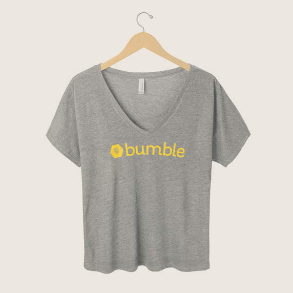 Logo V-Neck Shirt