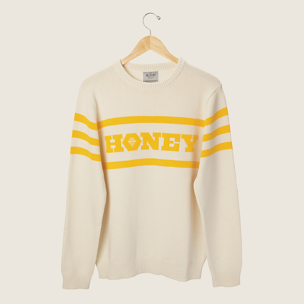 Honey Sweater | Cream