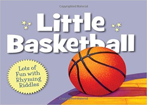 LITTLE BASKETBALL BY BRAD HERZOG (Board Book)
