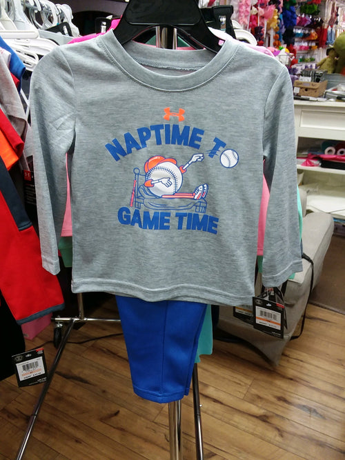 NAPTIME TO GAMETIME 2PC SET