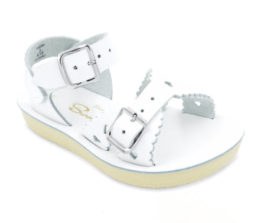 SUN SAN SWEETHEART, WHITE #21534
