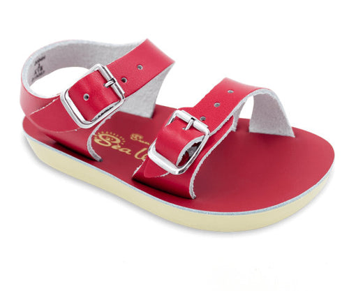 SUN SAN SEA WEE, RED #21536