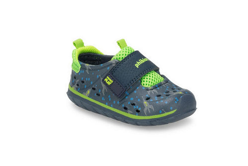 BABY PHIBIAN IN NAVY ROCKETSHIP BY STRIDE RITE