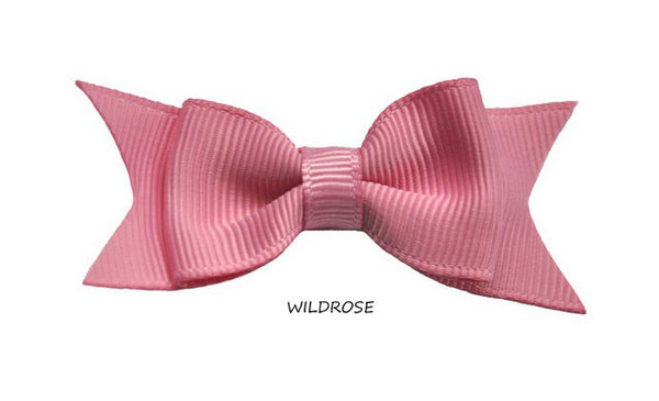 BABY WISP, SMALL SNAP CADEAU BOW (CHOOSE YOUR COLOR)