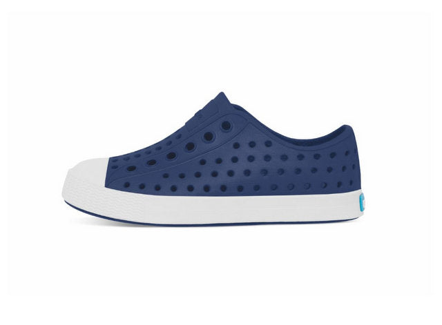 NATIVE, JEFFERSON IN REGATA BLUE AND SHELL WHITE #21791