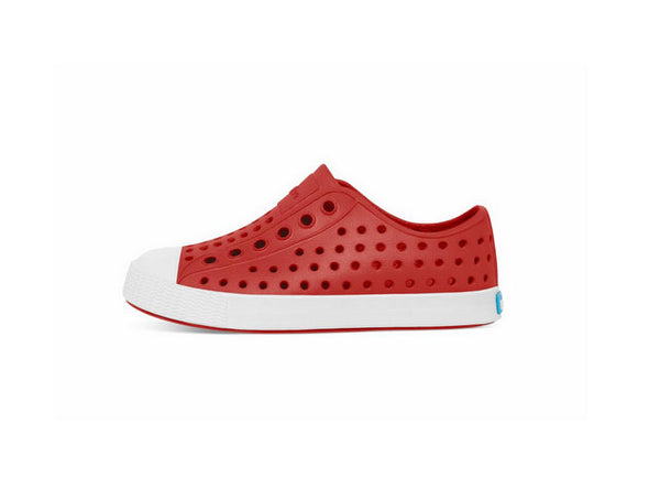 NATIVE JEFFERSON IN TORCH RED AND SHELL WHITE #21792