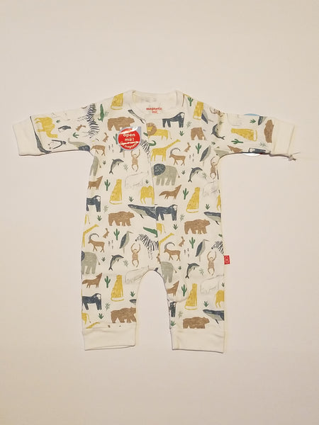 SERENGETI MAGNETIC COVERALL #18235