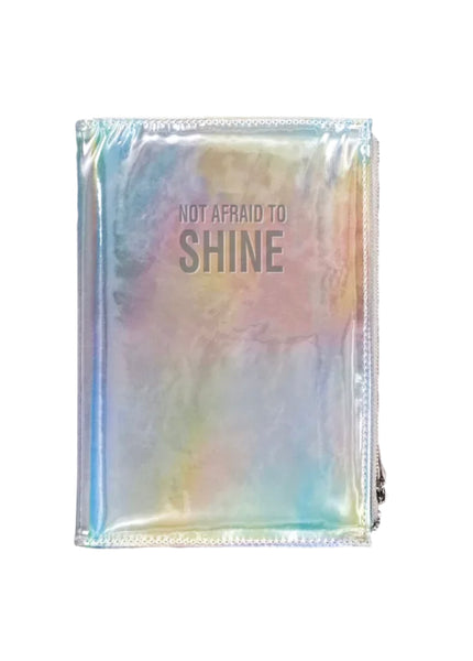 JOURNAL-NOT AFRAID TO SHINE